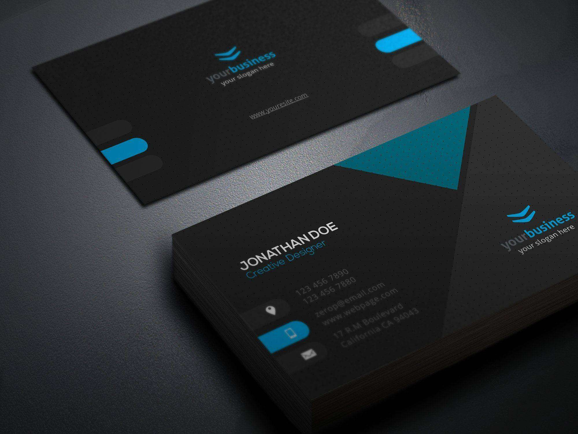 Free Business Card Templates Best Of Business Card Template Illustrator Free Download Caquetapositivo
